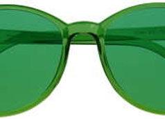 Green Chakra Sunglasses
