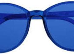 Blue Chakra Sunglasses