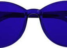 Indigo Chakra Sunglasses