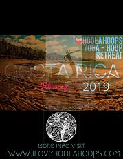 February 13-21st 2019. Hula Hooping Yoga Surf Retreat