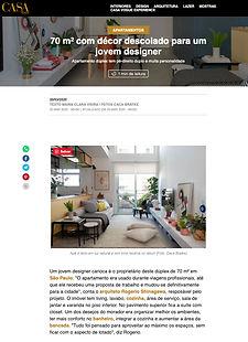 rshina, apartamento compacto, arquitetura, rforma