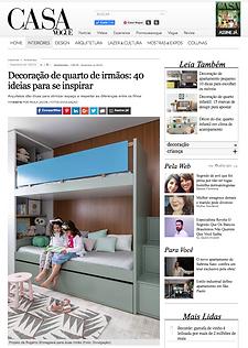 Rogerio Shinagawa, casavogue, quarto de criança, kidsroom