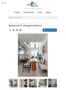 apartamento compacto, apartamento duplex, vila madalena, shinagawa arquitetura