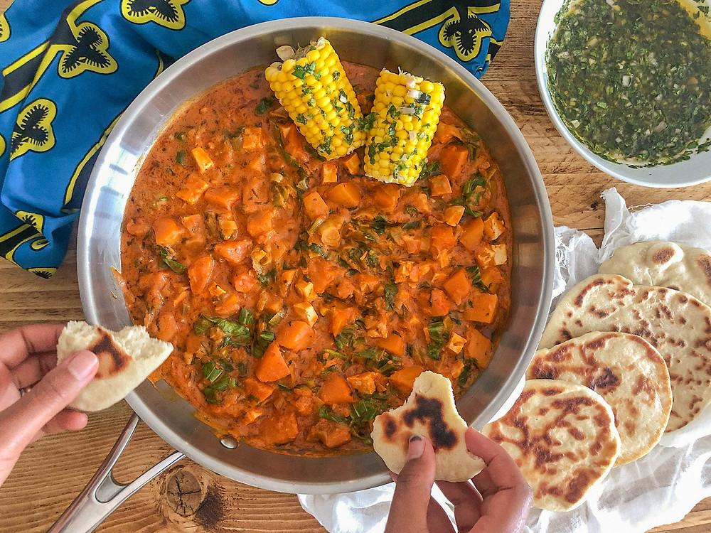 Peanut Stew - African Vegan Food - ethiopianfoodie