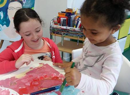 Creative Summer Art Camps