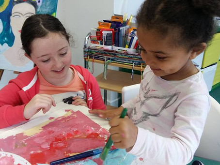 Creative Summer Art Camps