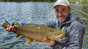 PEHUENIA FISHING TOUR - PATAGONIA NORTE