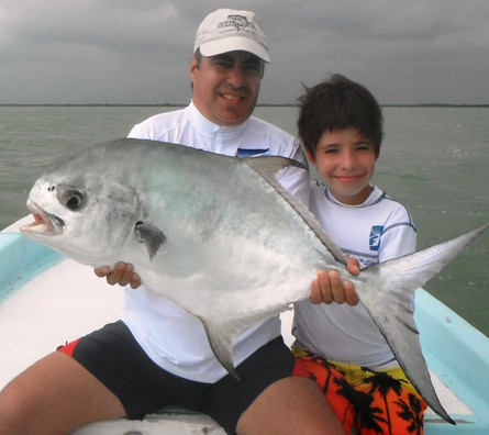 FISHING DAY TRIPS - ASCENSION BAY