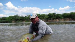 REPORTE: Río Dulce.. un buen momento