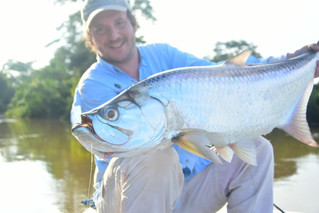Testimonials: Jungle Tarpon Exploration