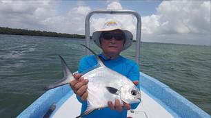 BAHÍA DE LA ASCENSIÓN - FISHING DAY REPORT