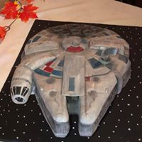 Millennium Falcon 3