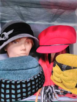 chapeaux femmes