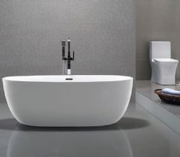 India 1700 Double Ended Freestanding Bath
