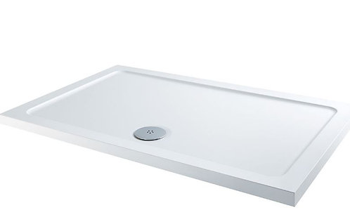 40mm Rectangle Shower Tray 1500x900