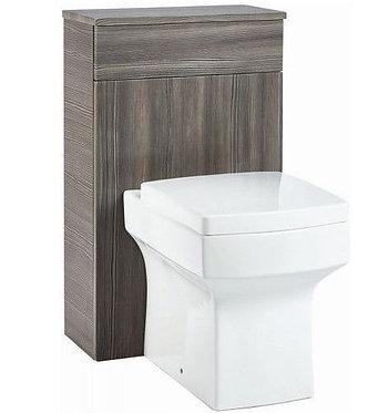 Muro 500 WC Unit Avola Grey