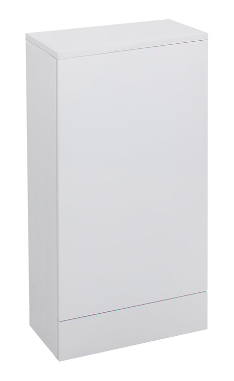 White Mini Cistern Unit -220mm DeptH