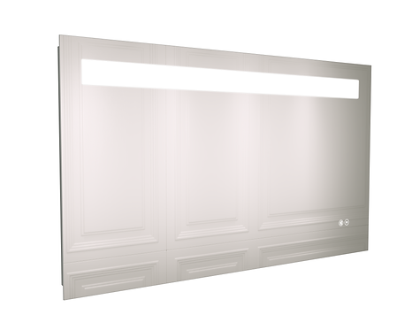 LED Wide Mirror