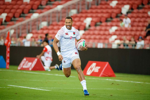 HSBC Singapore Rugby Sevens 2019 Day 1 Matches