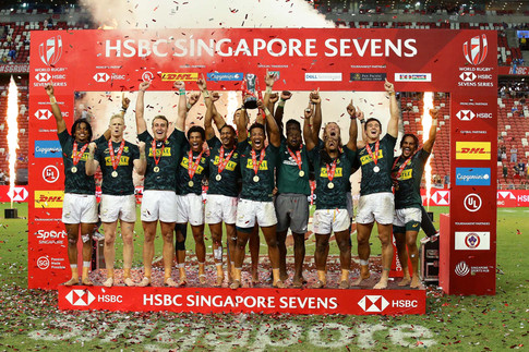 HSBC Singapore Rugby Sevens 2019 Day 2 Matches