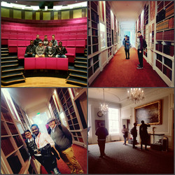 Visit to Royal Institution (4/2018)