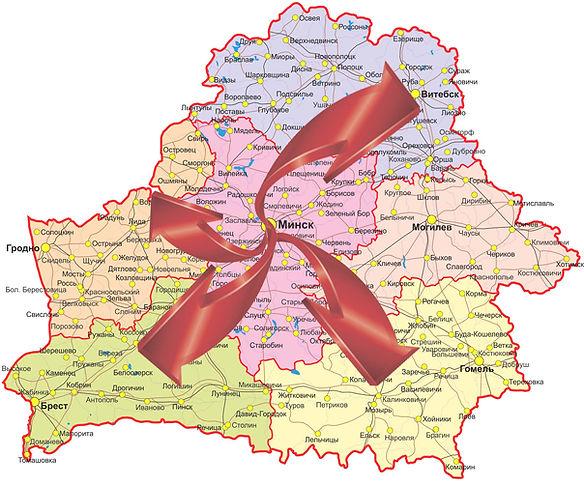 Доставка крафт-бумаги для стерилизации по всей территории Республики Беларусь