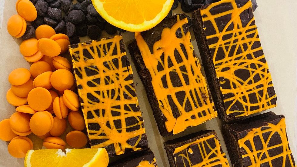 Chocolate Orange Swirl