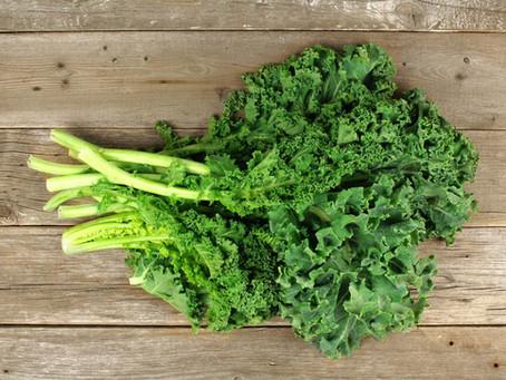 Eating in Season - Kale