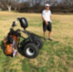 Austin Segway Golf