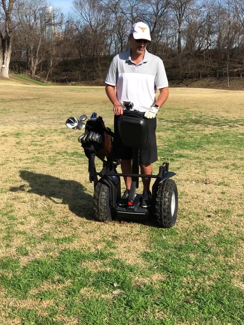 Video Instruction Austin Segway Golf