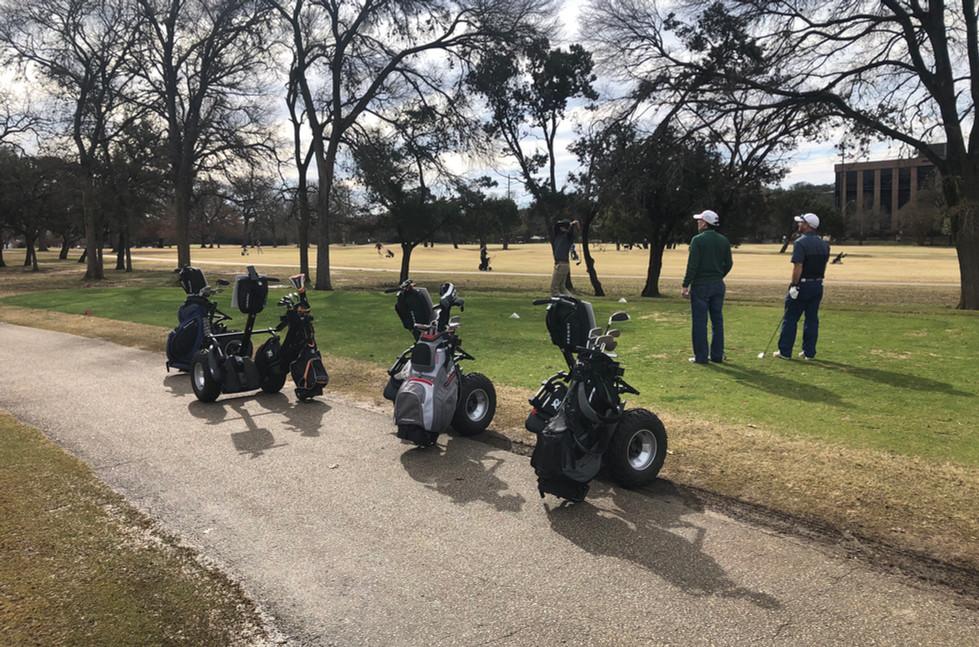 Segway Golf NYE '18