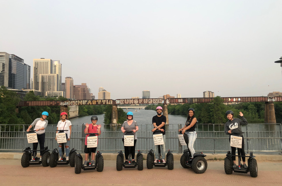 Sunset Segway® Cruise