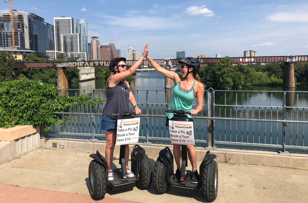 BIG-TIRE Segway® Tours