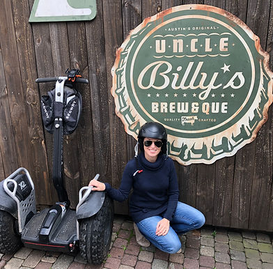 Transport Yourself Austin Segway Tours