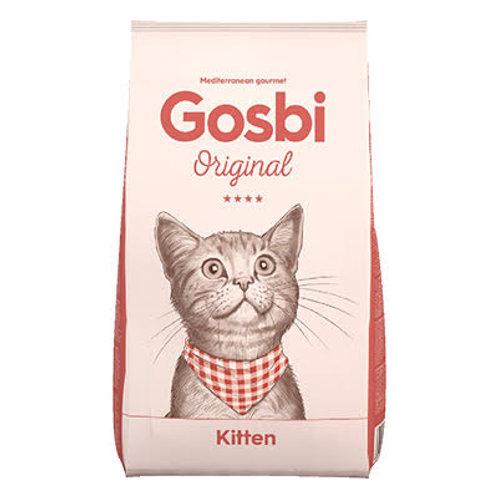 """גוסבי 3 ק""""ג גורי חתולים"""