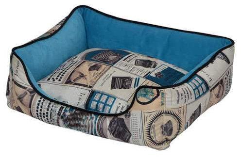 מיטה מעוצבת לכלבים