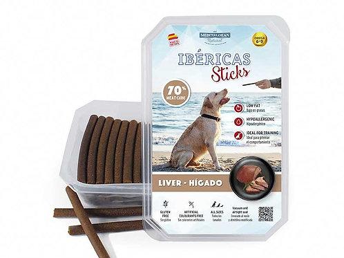 איבירקס חטיף לכלבים בטעם כבד 350 גרם