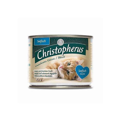 כריסטופרוס מזון מלא לחתולים בוגרים דגי ים