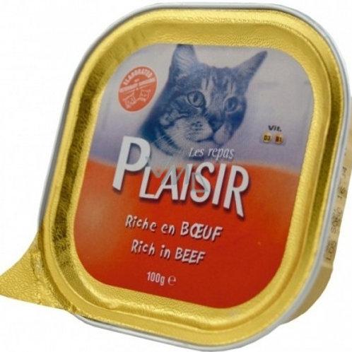 פלז'יר מעדן פטה לחתולים בוגרים