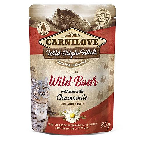 קרנילאב מזון רטוב מלא לחתולים