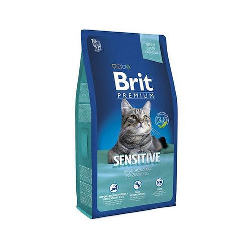 """בריט 1.5 ק""""ג לחתולים רגישים"""