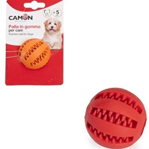 כדור סיליקון לכלבים מידה סמול