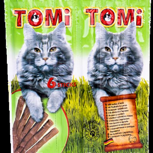 טומי סטיק לחתול 5 מארזים
