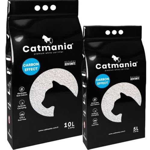 """חול מתגבש 8.5 ק""""ג לחתולים בתוספת פחם"""