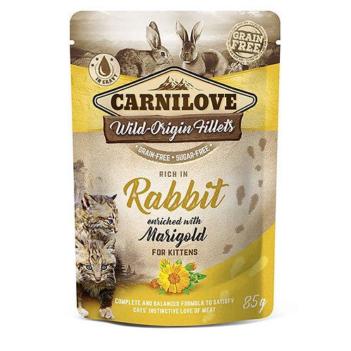 קרנילאב מזון רטוב מלא לגורי חתולים