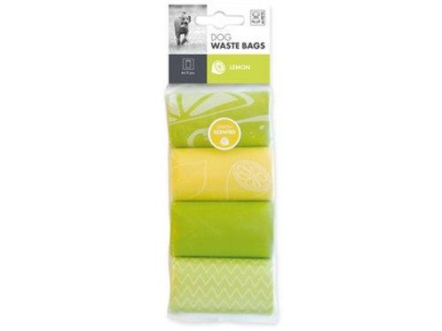 שקיות איסוף צרכים בריח לימון