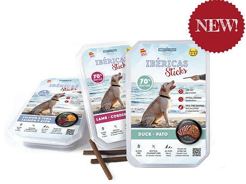 איבירקס חטיף לכלבים בטעם ברווז 350 גרם