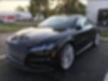 Full detail on a Audi