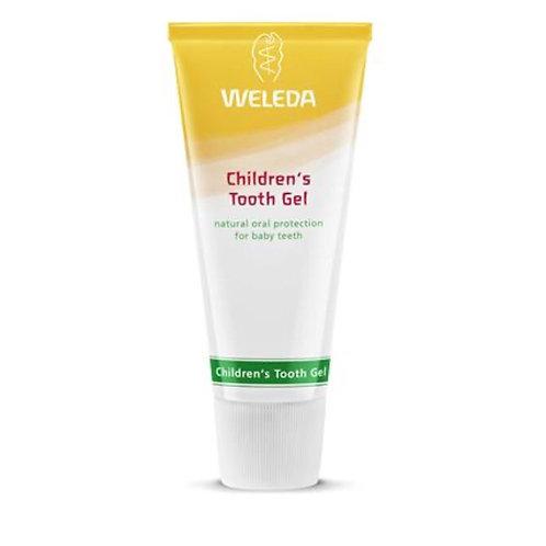 Weleda creme dental gel para crianças 50ml