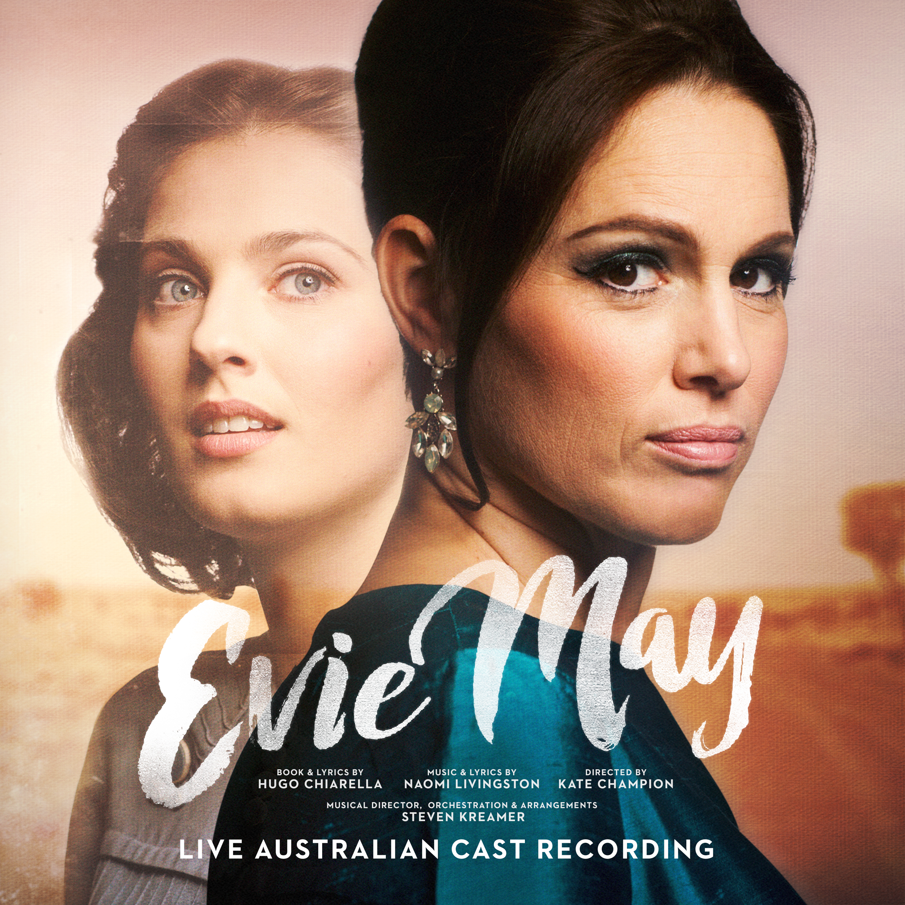 Evie May CD cover